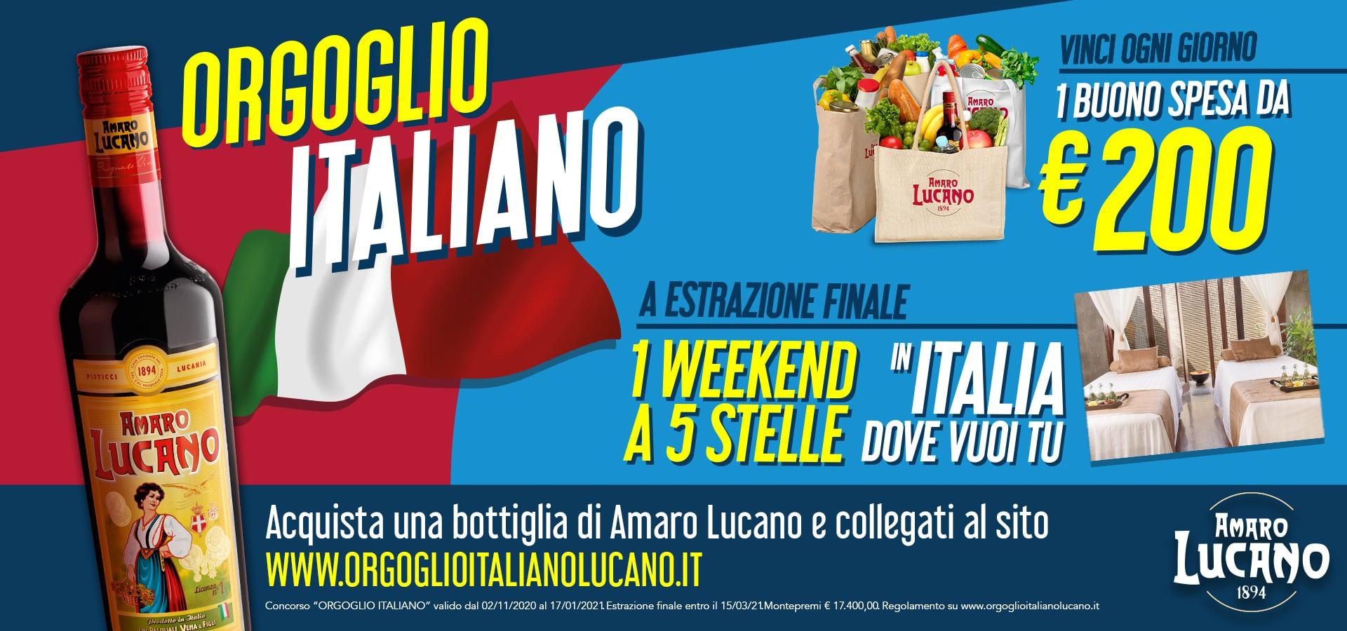 Concorso Orgoglio Italiano